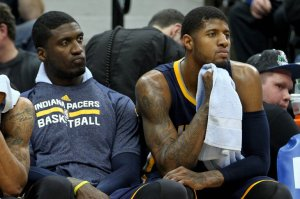 The Pacers haven't been playing well in the last month.  (Credit: Brace Hemmelgarn/USA TODAY Sports)