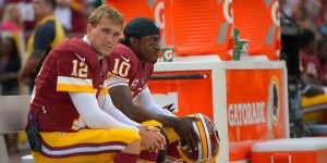 The Detroit Lions defeat the Washington Redskins  27 - 20